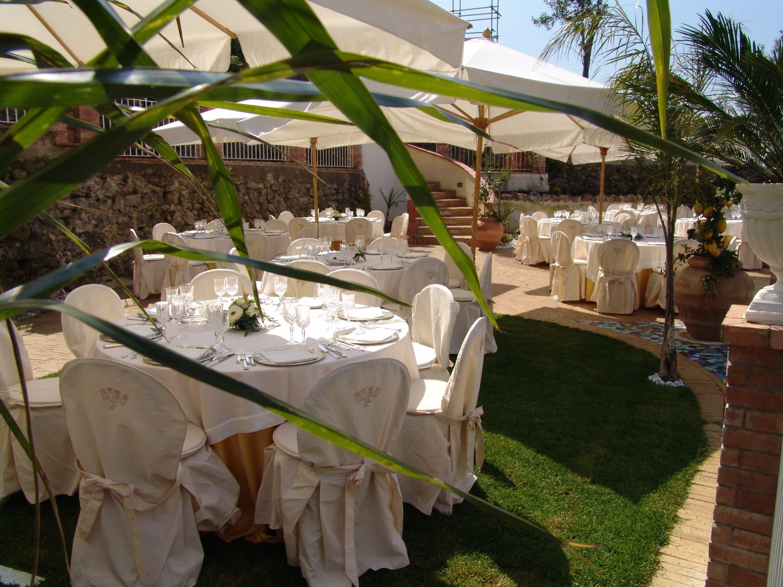 Eventi e cerimonie Vietri Hotel