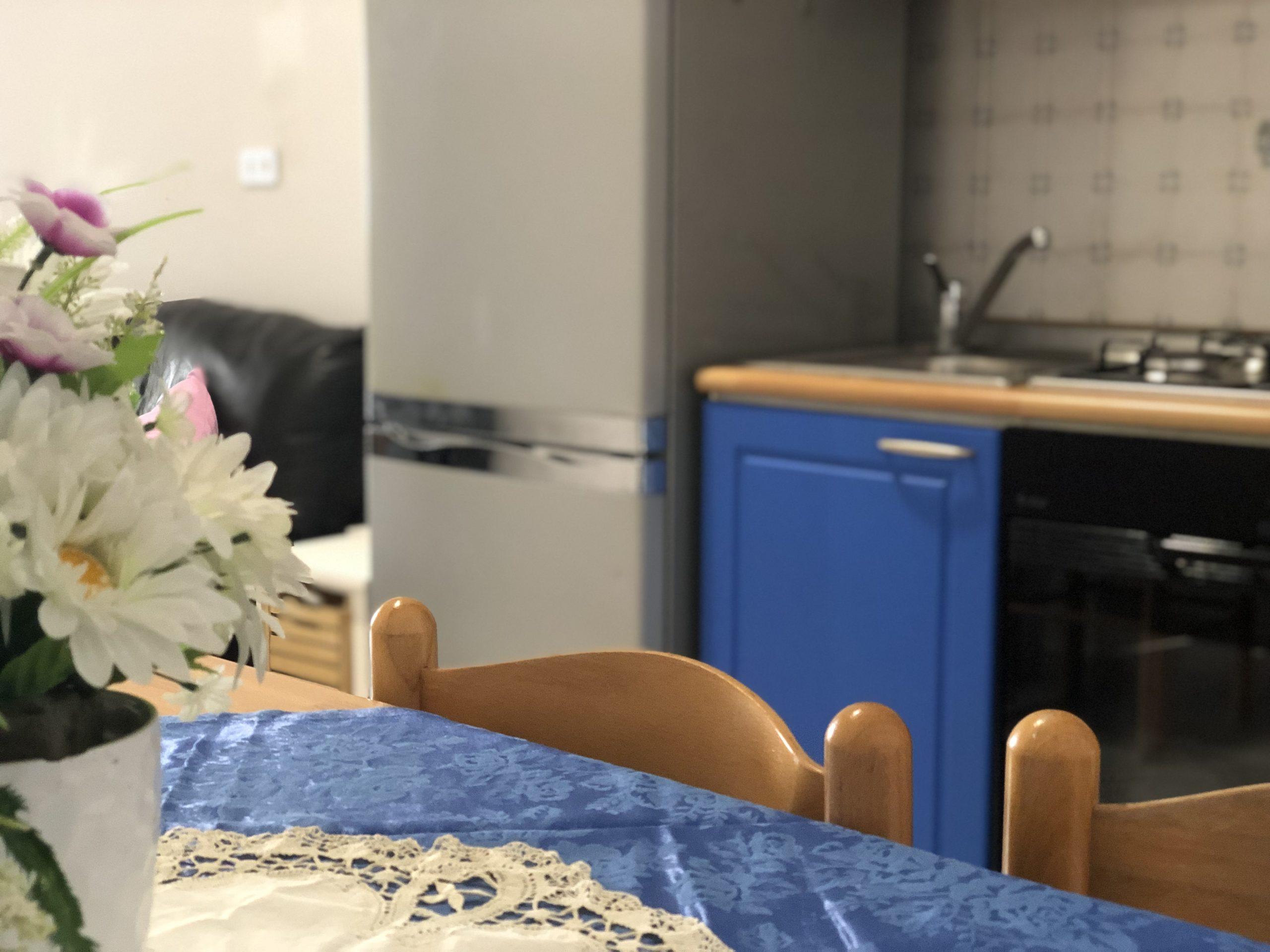 Particolare appartamento Hotel Vietri