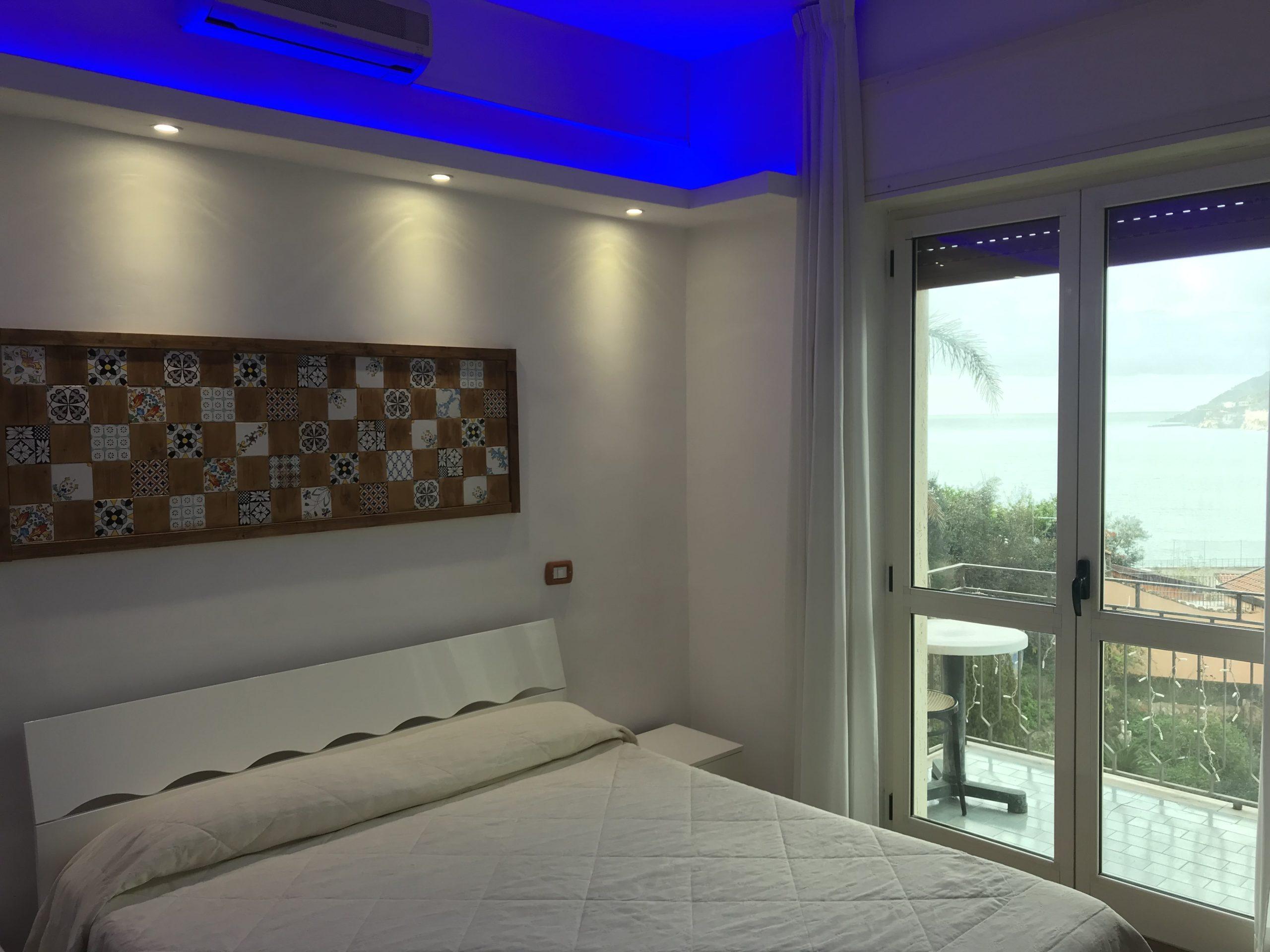 Camera Matrimoniale Fronte mare - Vietri Coast Hotel amlfi coast