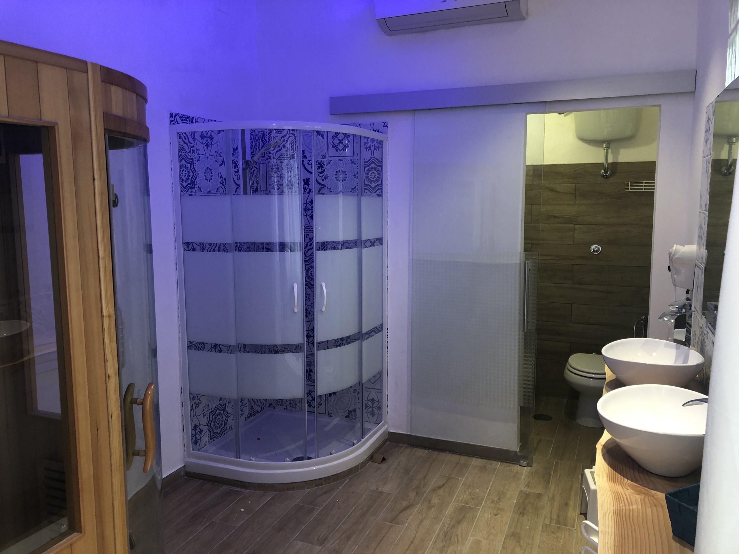 Suite con vasca e sauna Hotel Vietri Coast