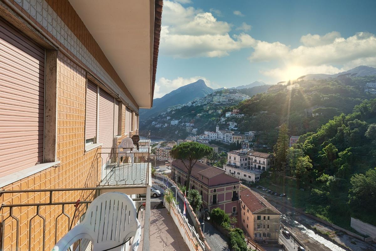 Vista delle camere Panoramiche