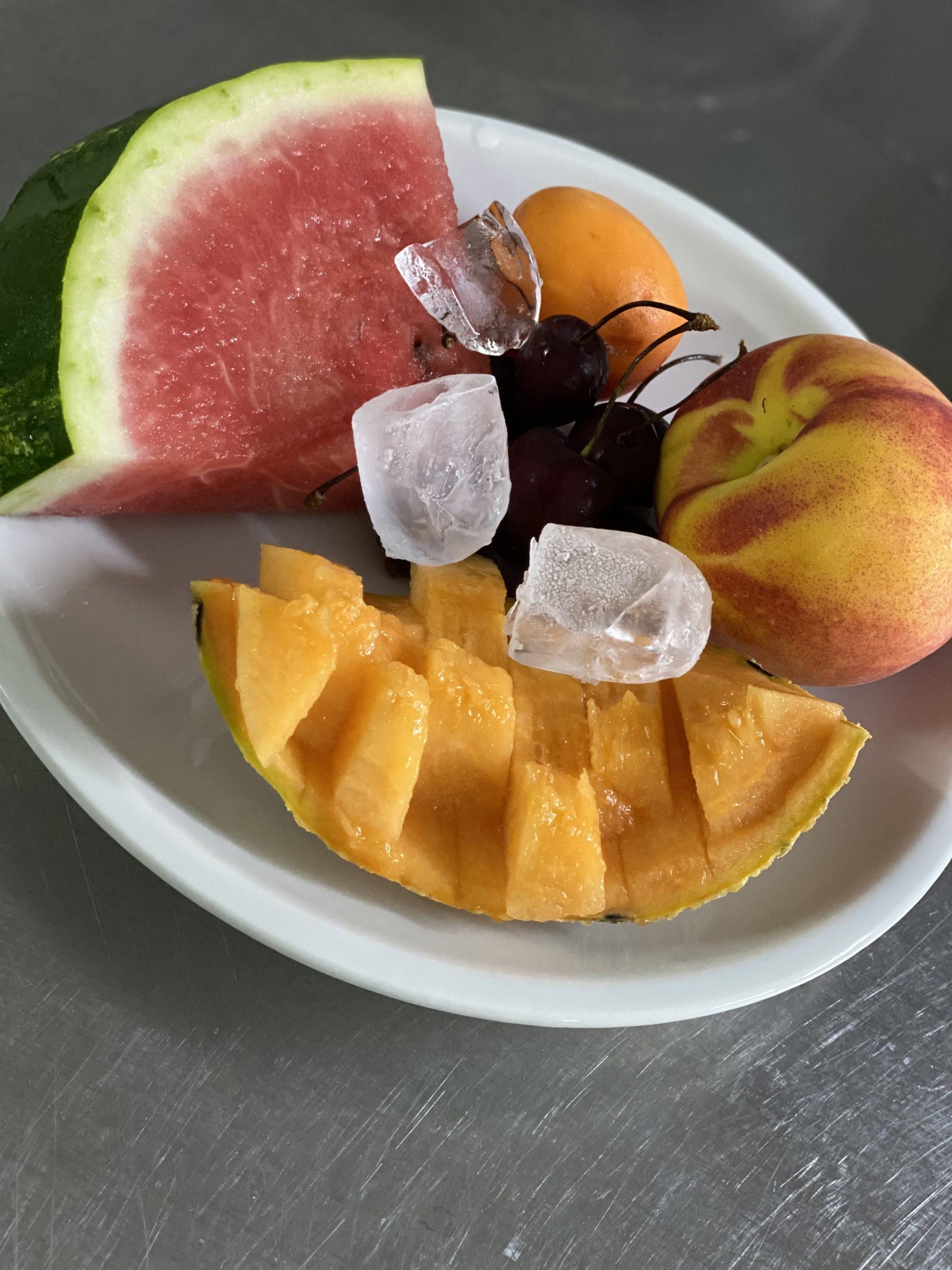 Misto Frutta Ristorante Vietri Coast